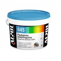 Labai elastingi akriliniai dažai fasado sienoms ALPOL AF 645 5L