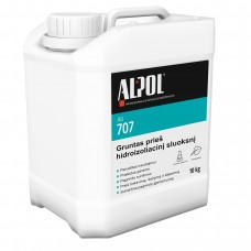Hidroizoliacinis gruntas ALPOL AG 707 10 Kg