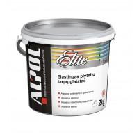 Elastingų siūlių glaistas plytelėms nuo 2 iki 20 mm ALPOL ELITE AS E56 2 Kg (BRONZINĖ)