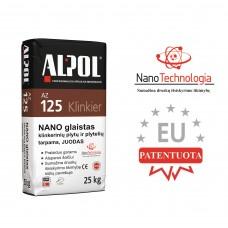 Juodas nano-mišinys klinkerio plytelių siūlių užpildas ALPOL AZ 125 25 Kg (STAMBIAGRŪDIS)