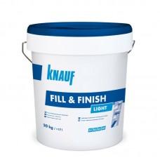 Universalus glaistas KNAUF Fill & Finish 20 Kg