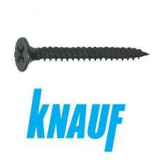 Savisriegis smulkaus sriegio KNAUF TN 3,5mm ilgis 25mm (pakuotė 1000 vnt.)