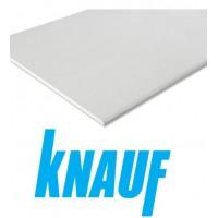 Standartinė gipskartonio plokštė KNAUF White A (GKB) 12,5x1200x3000mm (paletėje 60 vnt.)