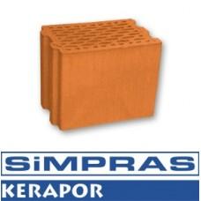 Keraminis blokas KERAPOR KS20+D2 (paletėje 80 vnt.)
